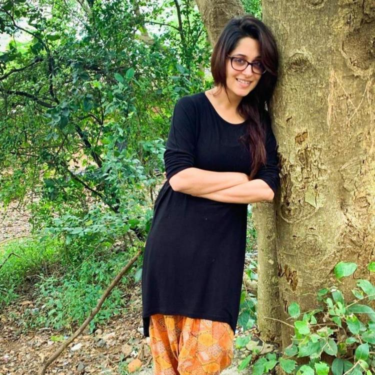 Kahaan Hum Kahaan Tum's Dipika Kakar shows off her natural side in her latest post; View Pic