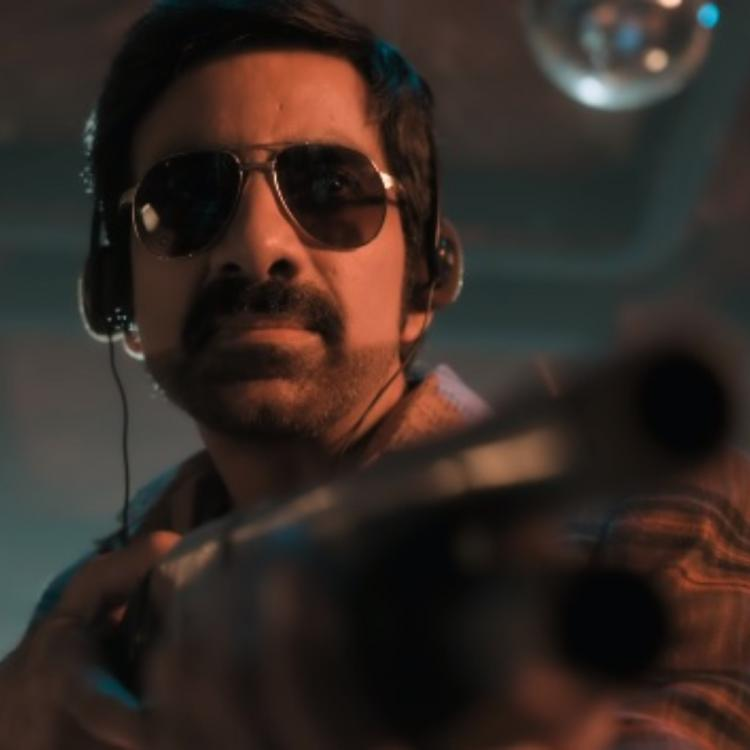 Disco Raja Teaser: Ravi Teja makes for a fierce and stylish hero in the action thriller