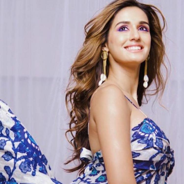 Bharat actor Disha Patani looks no less than an angel in her latest photos and we are awestruck