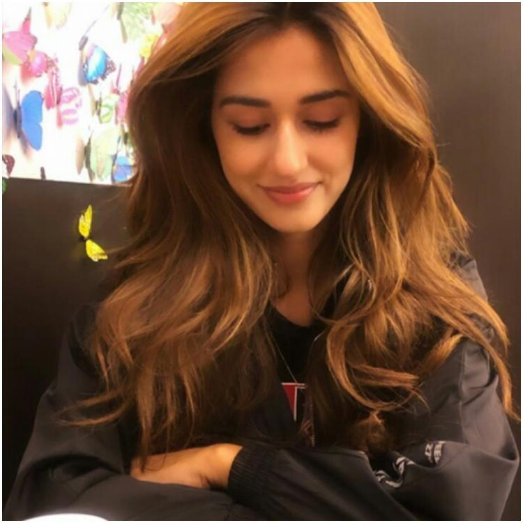 Bharat's Disha Patani looking at a piece of cake with an adorable expression is all of us; See Pics
