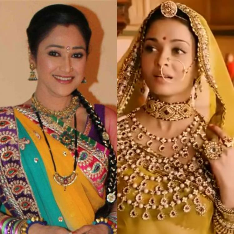 Throwback: Did you know TMKOC fame Disha Vakani was a part of Aishwarya Rai and Hrithik Roshan's Jodhaa Akbar?