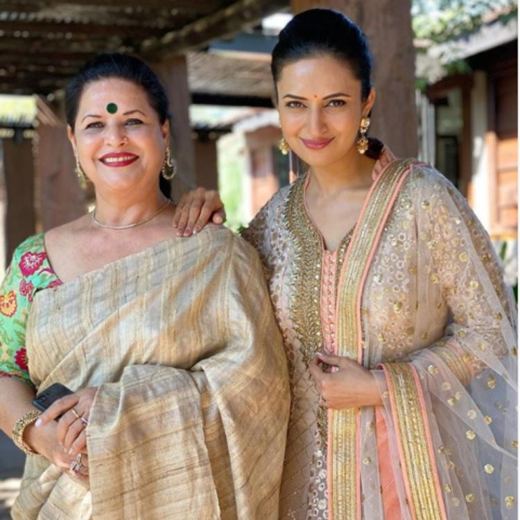 Divyanka Tripathi Dahiya misses her mom's presence during lockdown; Calls her creative and enterprising