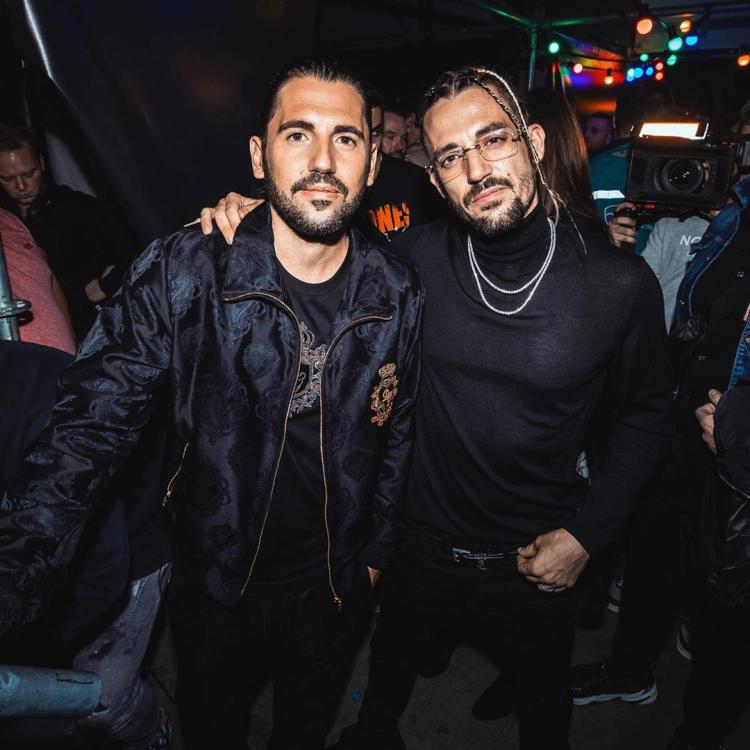 Belgian DJ duo Dimitri Vegas & Like Mike love Salman Khan and want to work with him