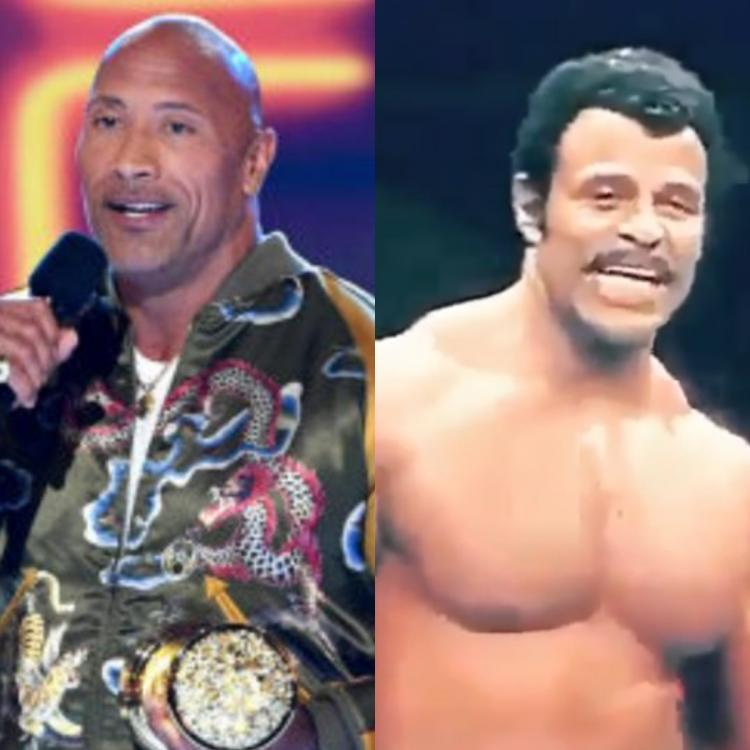 Dwayne Johnson writes an emotional message after the death of his father Rocky Johnson
