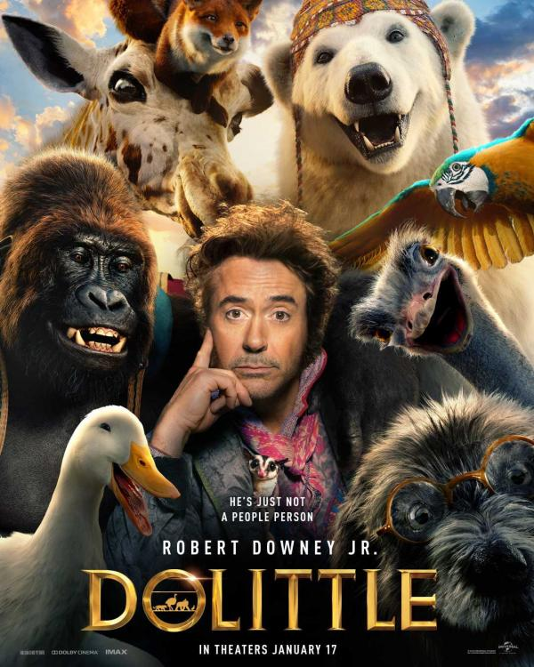 Dolittle Movie Review: Robert Downey Jr is charismatic but Rami Malek & John Cena steal the show