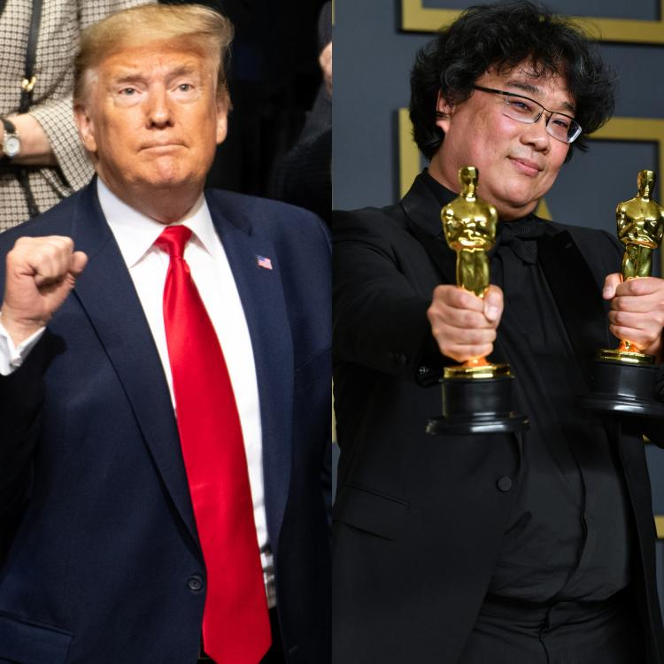 donald trump,Hollywood,South Korea,Oscars 2020,Parasite