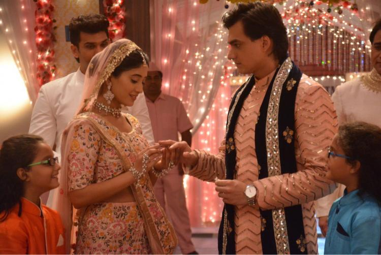 Yeh Rishta Kya Kehlata Hai: Despite glitches, Shivangi Joshi & Mohsin Khan starrer has been all about content