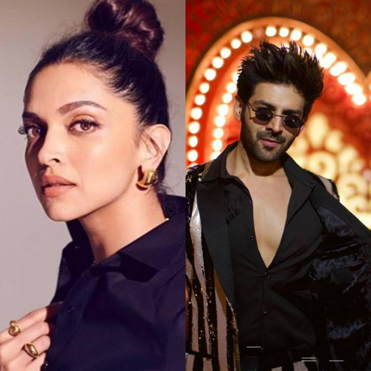 Deepika Padukone hints at a collaboration with Kartik Aaryan after her request? Invites Ananya Panday & Bhumi