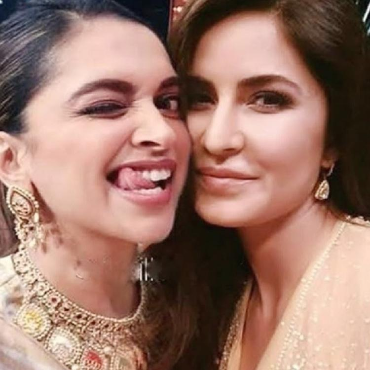 Deepika Padukone's birthday wish for Katrina Kaif is post card perfect; wishes her good health and peace