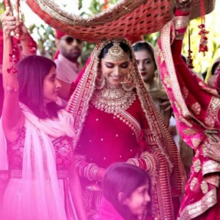 Deepika Padukone has always known she wanted to get married to someone in India; Read On