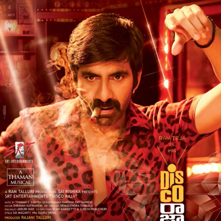 Ravi Teja's Disco Raja pre release event to be held on THIS date; Find Out
