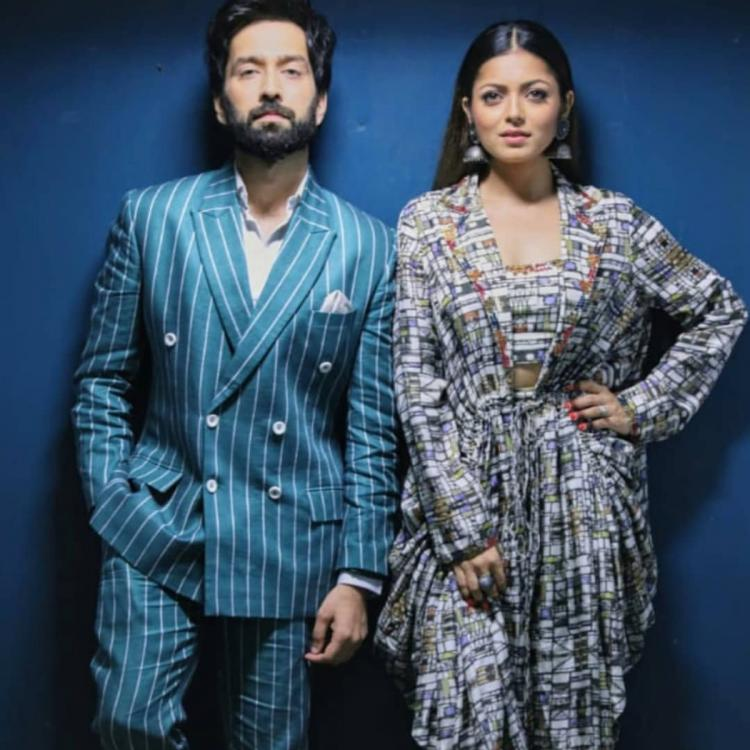Nakuul Mehta wishes Drashti Dhami on her birthday in the cutest way possible; Calls her 'Superstar of TV'