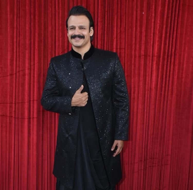 Vivek Anand Oberoi has once again got slammed by netizens