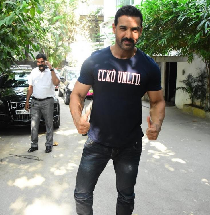 John Abraham feels no pressure and says his friendship with Akshay Kumar won't be affected by their films