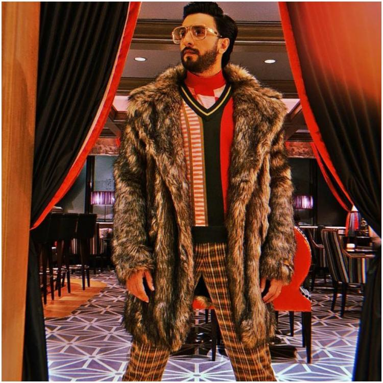 After Shah Rukh Khan, Ranveer Singh to get his star at the Dubai Walk of Fame? Read Details