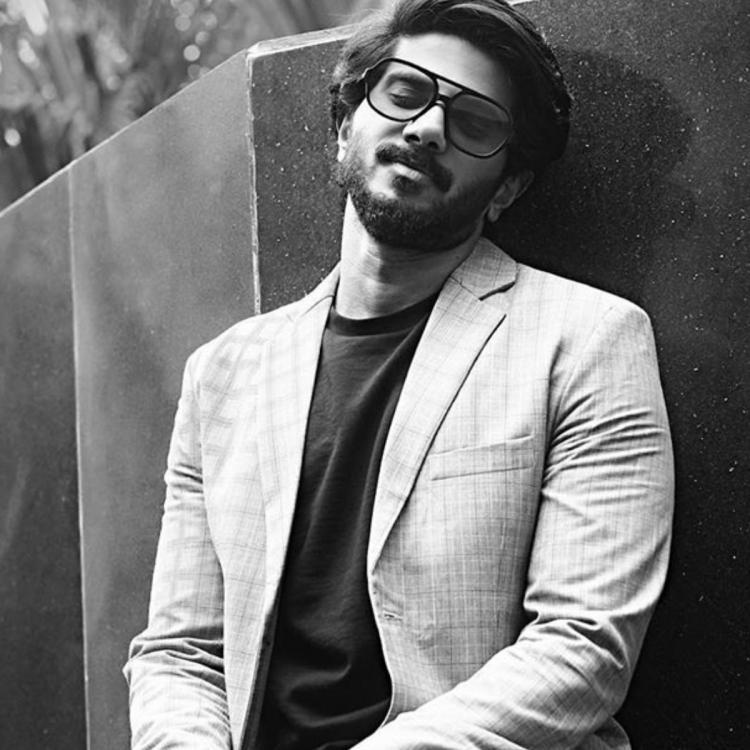 Dulquer Salmaan kisses the steering wheel & roof of Mammootty's car; Here's Why