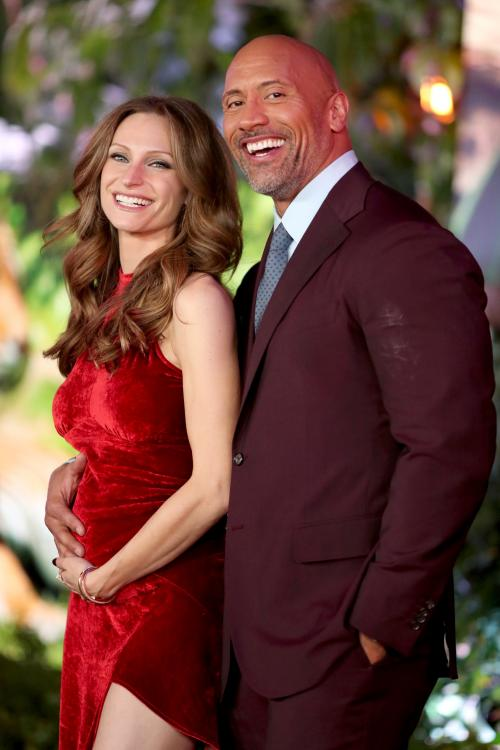 Dwayne 'The Rock' Johnson revealed he had some hesitancybefore remarrying.