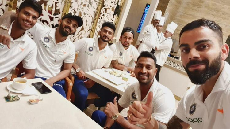 India Vs West Indies 2019: Team India departs for Miami for