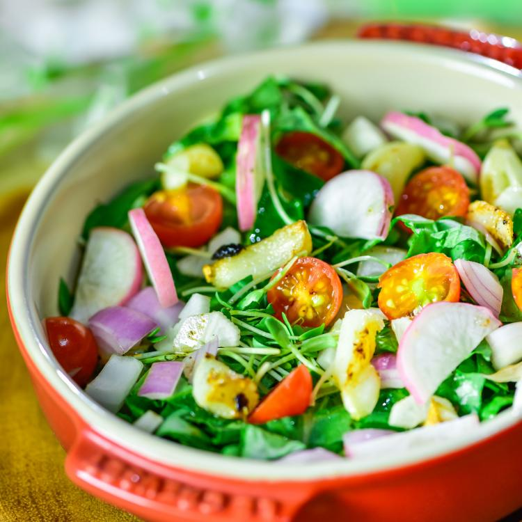 4 Yummy and healthy salad recipes that you can make in a jiffy