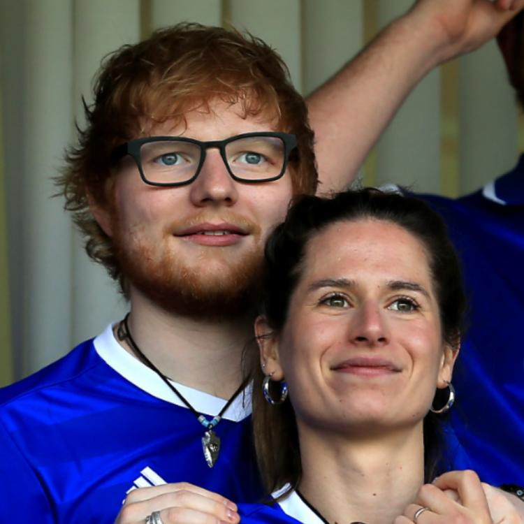 Ed Sheeran,Cherry Seaborn,Hollywood