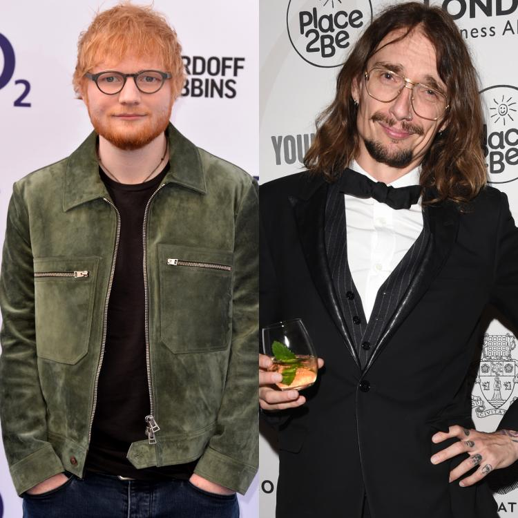 Justin Hawkins says he might blackmail Ed Sheeran; Here's why