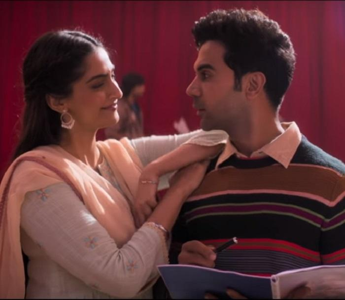 Ek Ladki Ko Dekha Toh Aisa Laga Title Track: Rajkummar Rao is smitten by Sonam K Ahuja in this beautiful song