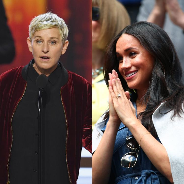 Meghan Markle and Ellen DeGeneres became friends thanks to the Duchess of Sussex's dog