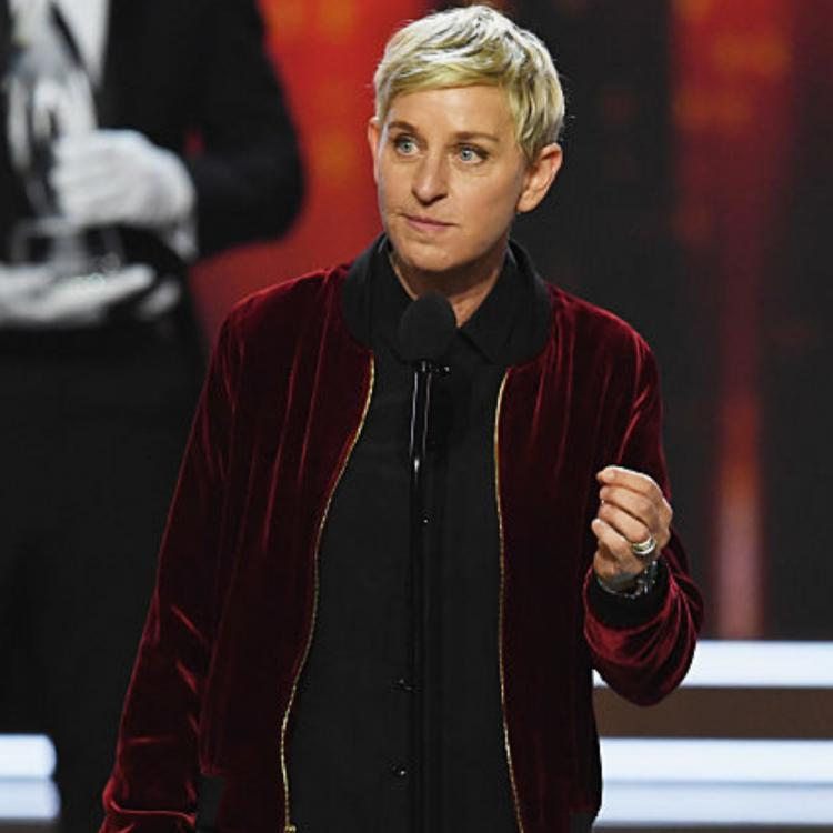 Ellen DeGeneres to be honoured with Carol Burnett Award at Golden Globe