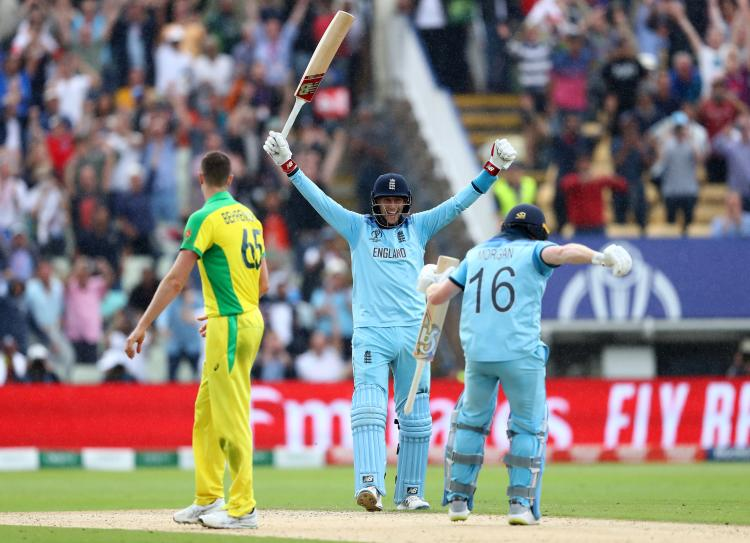 Australia vs England Highlights, World Cup 2019: Woakes, Roy stand tall as hosts pip Australia in semis