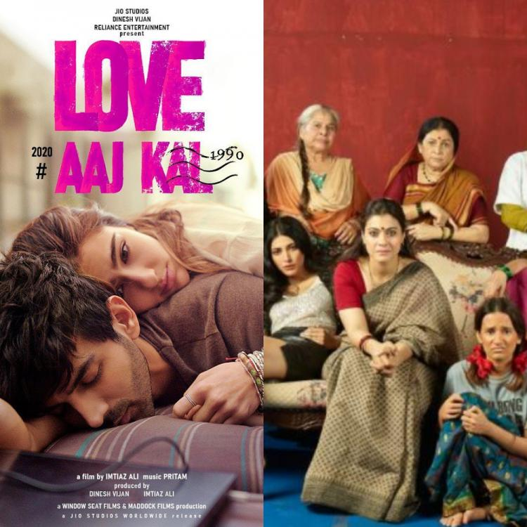 Entertainment News Today, January 16: Love Aaj Kal poster, Shershaah first look, Ranveer on Kapil's baby girl
