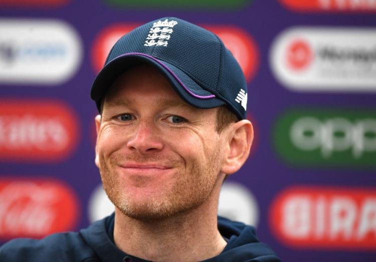 England Skipper, Eoin Morgan says that, 'I haven't allowed myself to think about lifting the trophy'