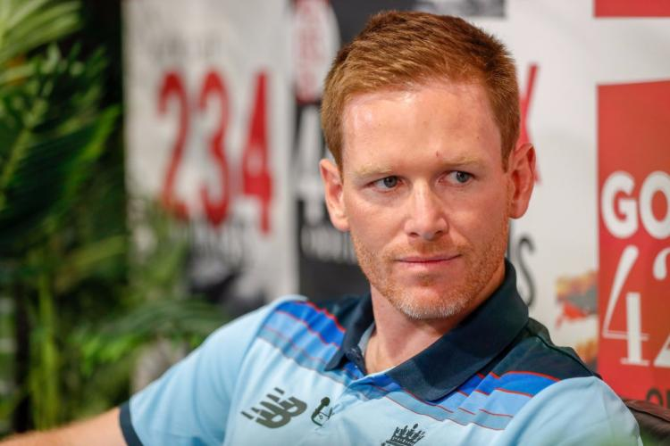 England skipper Eoin Morgan admits New Zealand will be a difficult side to beat in the finals of the World Cup