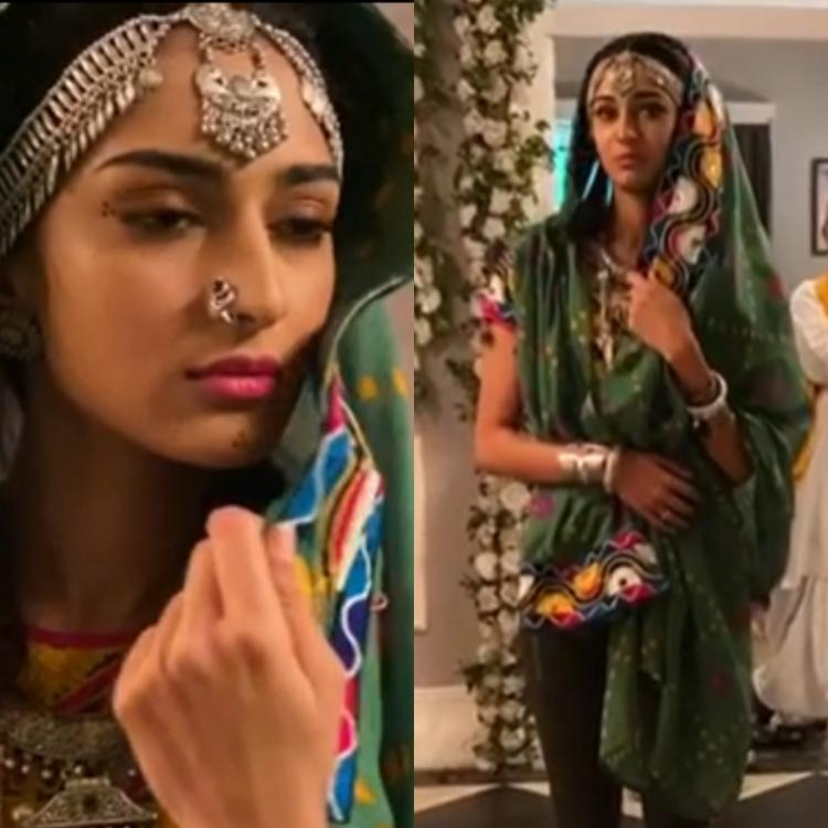 Kasautii Zindagii Kay star Erica Fernandes' fun banter with director on the set is UNMISSABLE; Watch Video