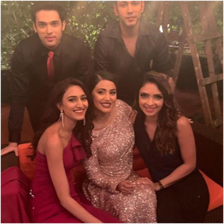 Kasautii Zindagii Kay: Erica Fernandes wishes co star Hina Khan good luck; says this wasn't a farewell