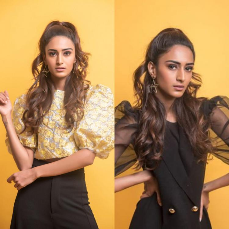 Erica Fernandes' outfits for Khatra Khatra Khatra are definitely winning our hearts; check them out