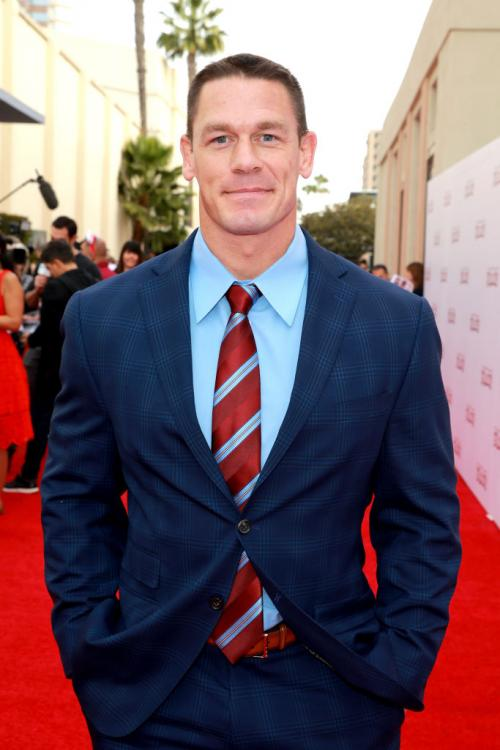 John Cena was the only wrestler that Freddie Prinze Jr. did not get along with during his brief tenure with WWE.