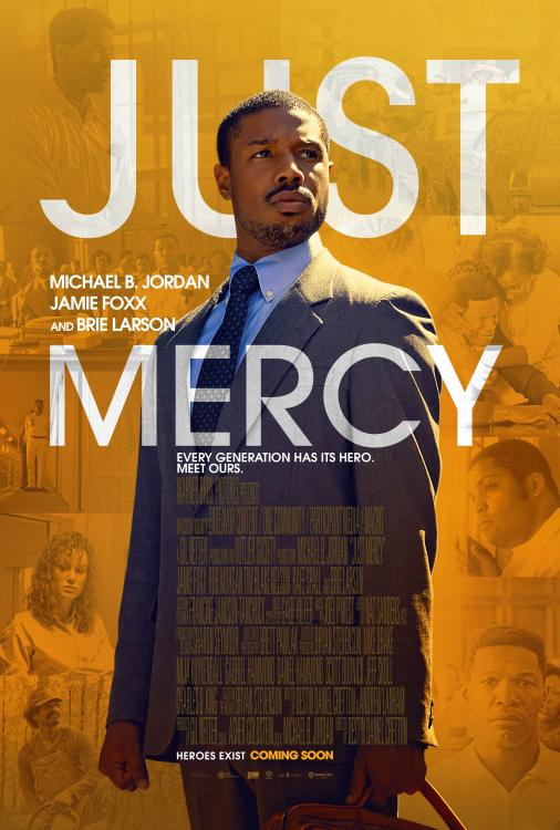 Just Mercy is slated to release in India on January 7, 2020.