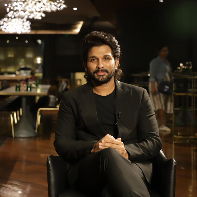 EXCLUSIVE: Allu Arjun spills the beans on teaming up with Darbar director A R Murugadoss soon