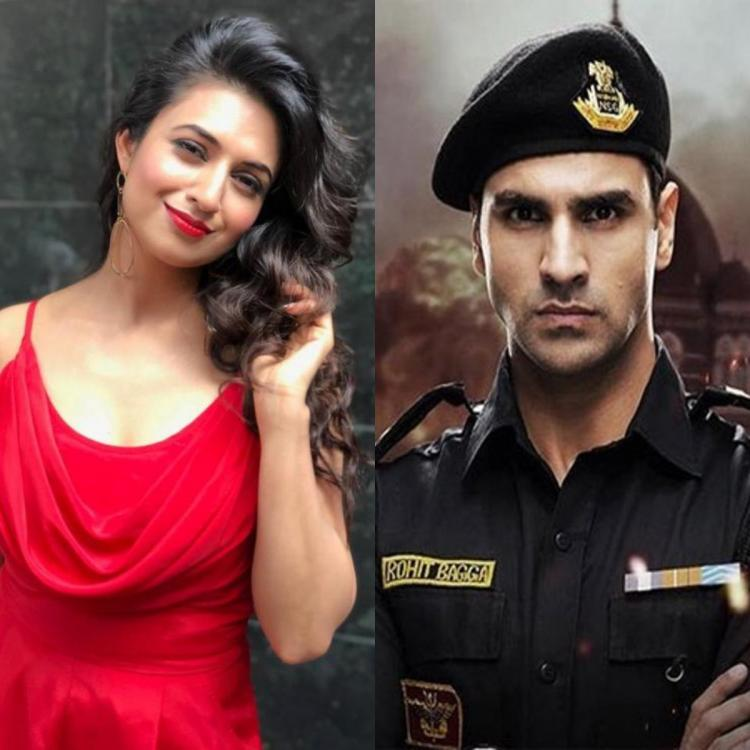 EXCLUSIVE: Divyanka Tripathi reveals she is very proud of Vivek Dahiya's performance in State of Siege: 26/11