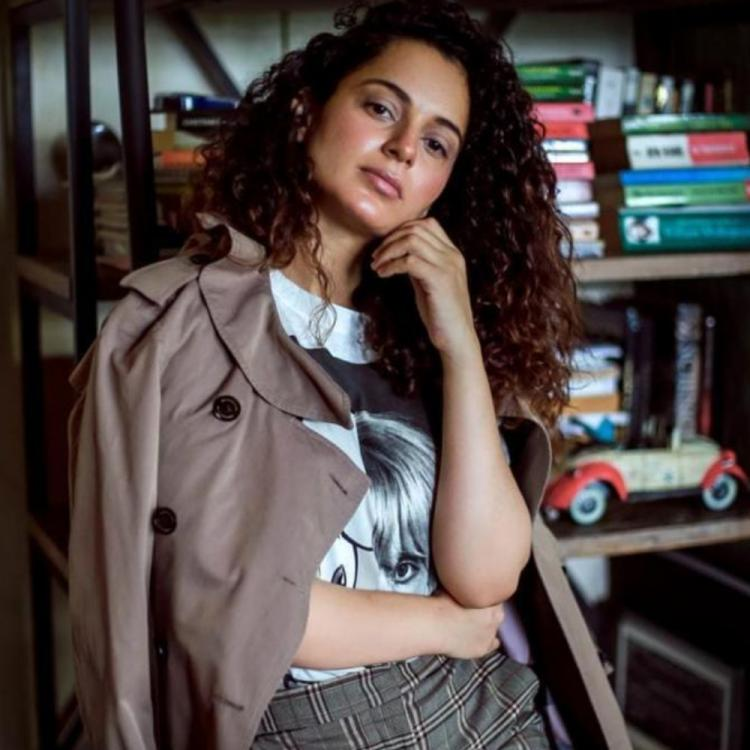 EXCLUSIVE: Kangana Ranaut admits sneaking out on casual date: I can't sleep on the same bed with someone else