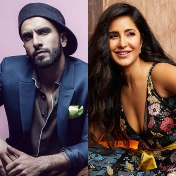 EXCLUSIVE: Katrina Kaif & Ranveer Singh to team up for the first ...