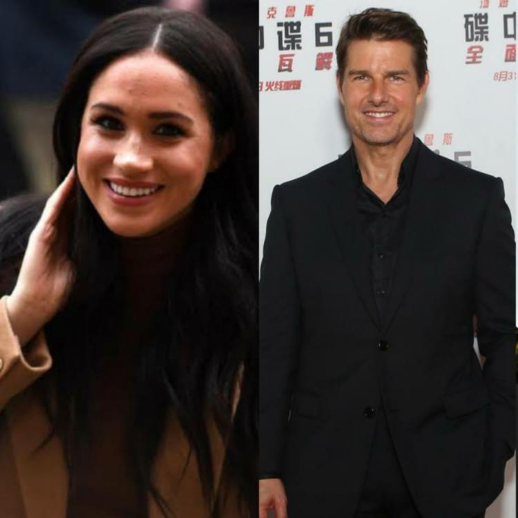 Tom Cruise tries to get Meghan Markle back on the screen for his future film