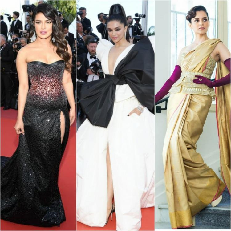 Cannes 2019 Face off : Priyanka Chopra, Deepika Padukone or Kangana Ranaut, who stole the show
