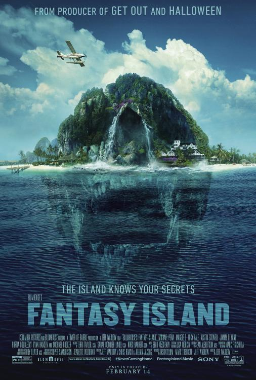 Fantasy Island releases today, i.e. February 14, 2020.