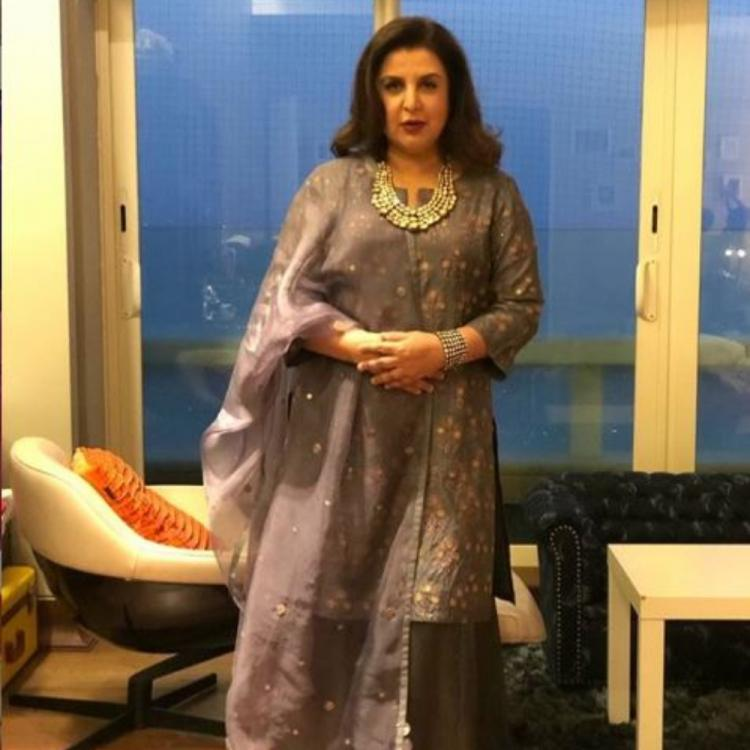 Farah Khan cried because of Salman Khan during her early days in Bollywood
