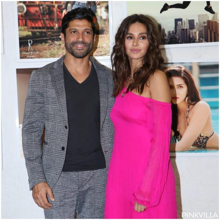Shibani Dandekar has THIS to say about dealing with reports of dating Farhan Akhtar and coming out in the open