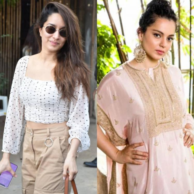 Kangana Ranaut to Shraddha Kapoor: All the fancy promotional looks from yesterday which you cannot miss