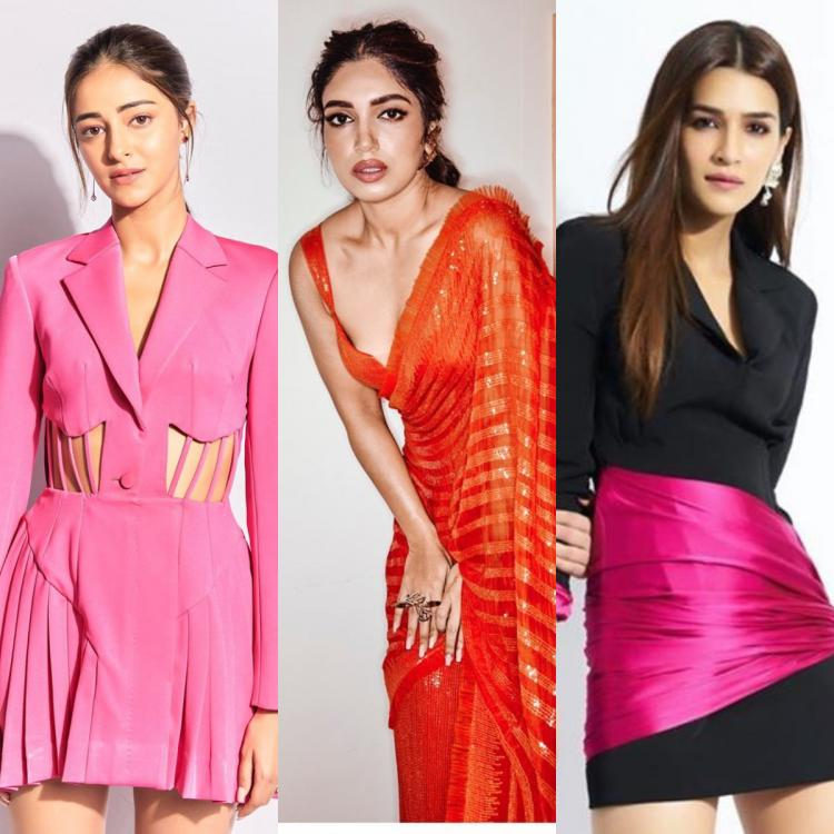 Fashion Update: Ananya Panday, Kriti Sanon to Bhumi Pednekar: Best and worst dressed of the day gone by