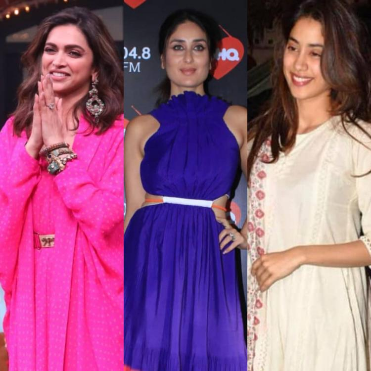 Deepika Padukone, Kareena Kapoor to Janhvi Kapoor: You just cannot miss THESE celebrity looks from yesterday