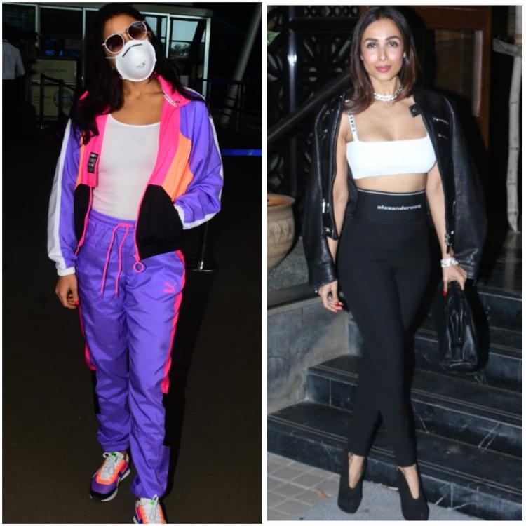 Sara Ali Khan to Malaika Arora: THESE looks from yesterday are worth a glimpse